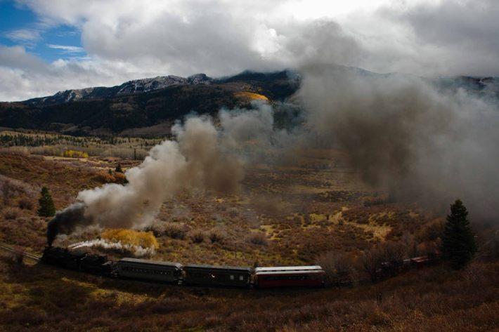Cumbres Train